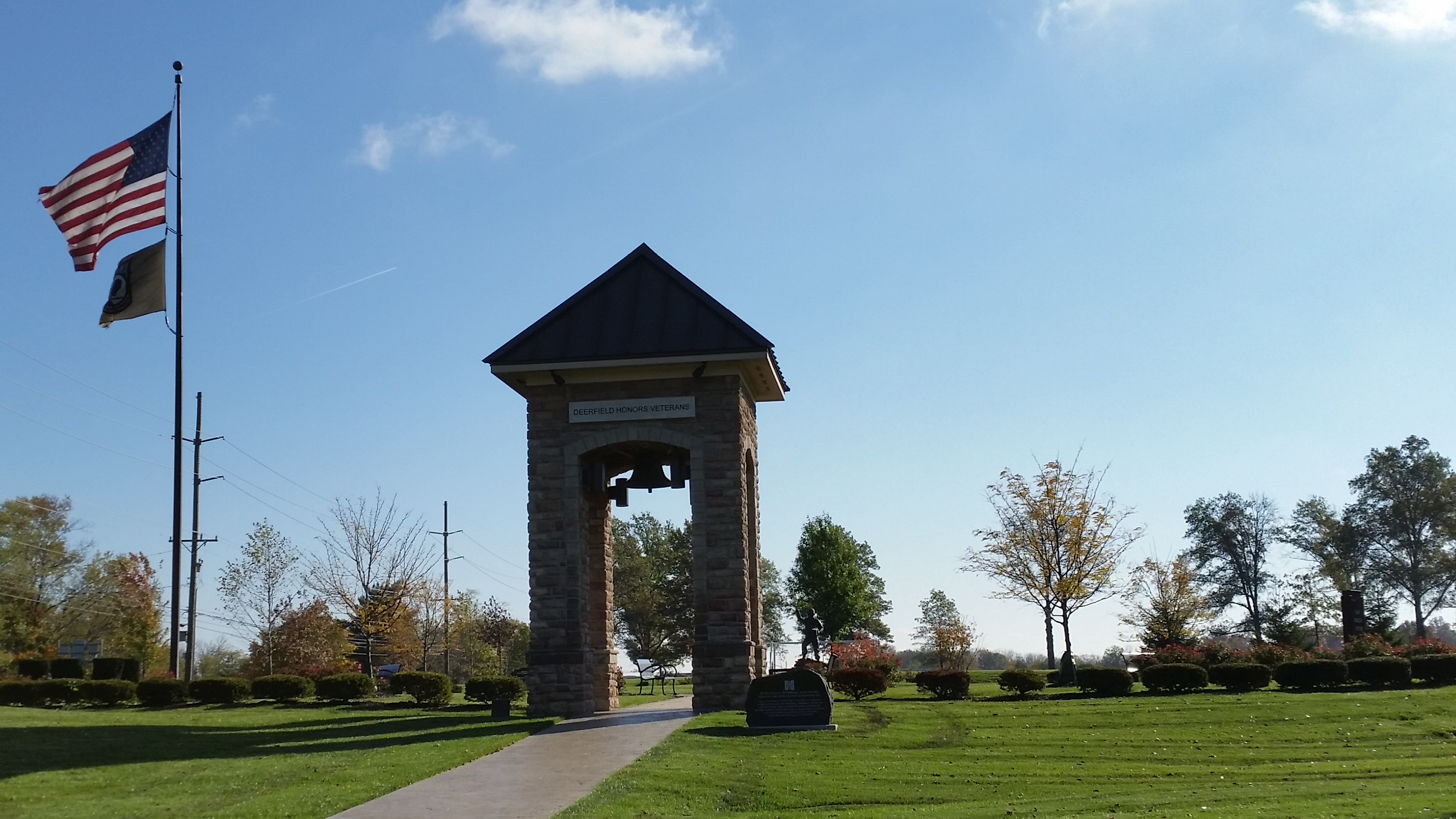 Deerfield Honors Veterans Park