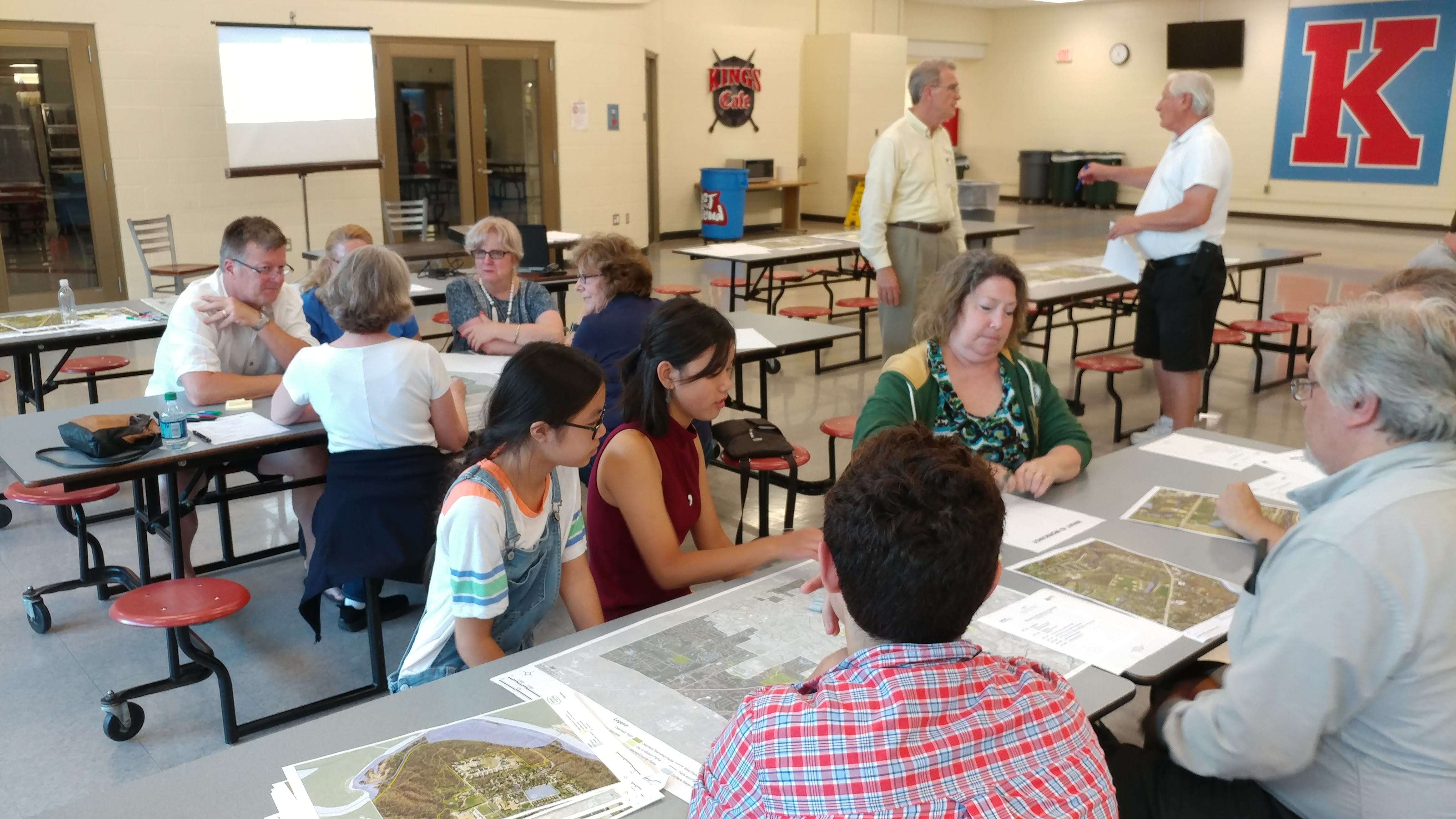 Parks Master Planning Workshop